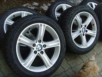 Jante aliaj ca Noi 5x120 pe 17 originale BMW seria 3 F30,F31,(seria 4 F32,F33)+anvelope 225/50 R17