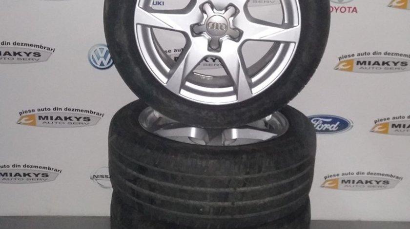 Jante aliaj cu anvelope Audi A4 B8 dim.225/50/17
