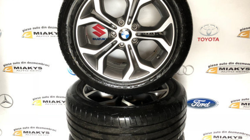 Jante aliaj cu anvelope BMW X3 F25 dim.245/50/18