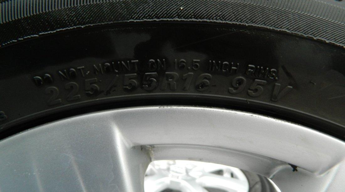 Jante aliaj cu anvelope de vara 225 / 55 / R16 Audi A4 B8 8K