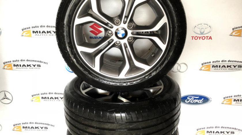 Jante aliaj cu anvelope de vara BMW X3 F25 dim.245/50/18