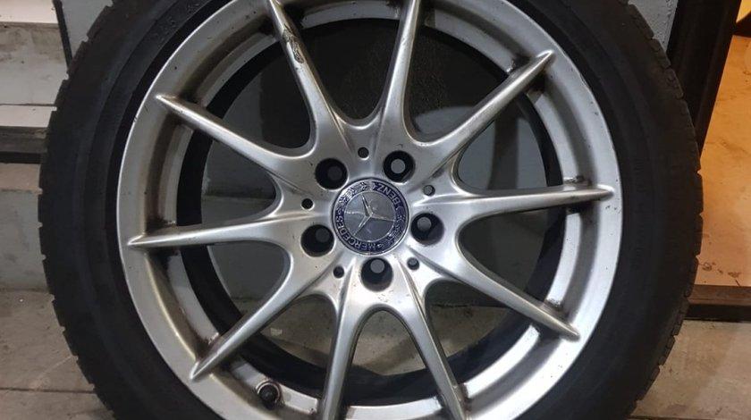 Jante aliaj cu anvelope iarna R17'' Mercedes CLS W218