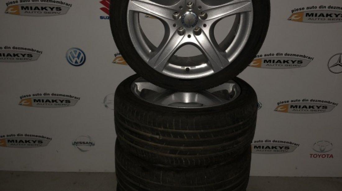 Jante aliaj cu anvelope Mercedes CLS dim-245/40/18