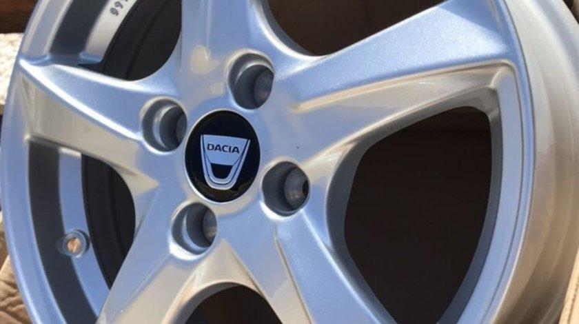 "Jante aliaj Dacia Logan, Lodgy, Dokker , Stepway l și ll, noi , 15"""