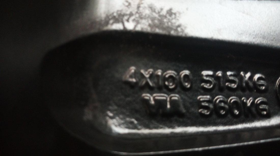 JANTE ALIAJ DE 16 inch 4x100 pt OPEL DACIA RENAULT model deosebit