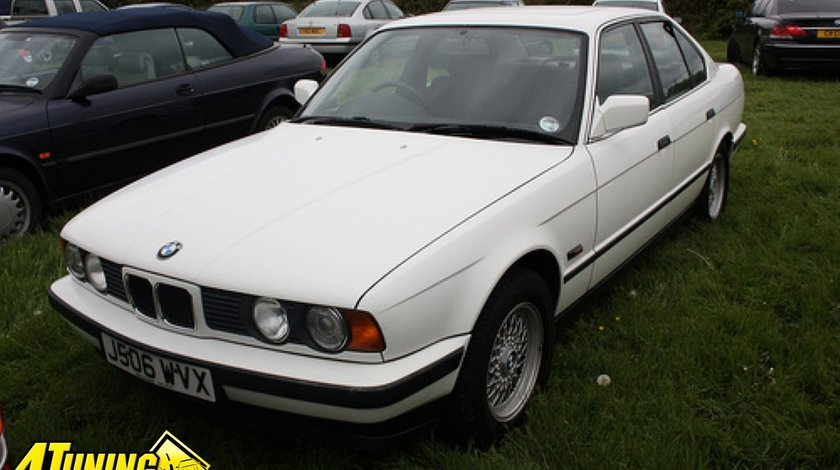 Jante aliaj de BMW 520I 2 0 benzina 1991 cmc 110 kw 150 cp tip motor M50 B