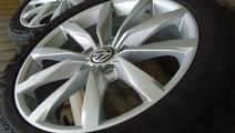 Jante aliaj Dijon 5x112 pe 17 orig.VW Golf 7,(Golf...