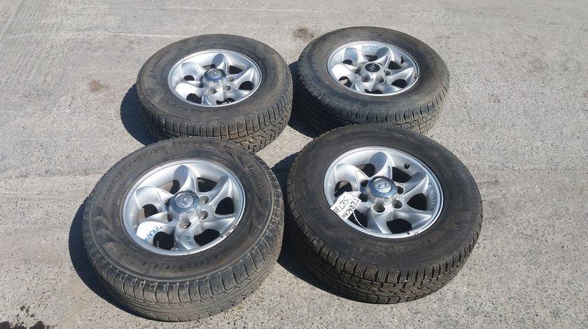 Jante aliaj Hyundai Terracan, R16, 7Jx15E-DOT, 5 x 139.7