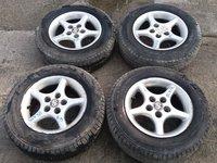 Jante aliaj Mercedes Benz Vito W638, R15, 6.5Jx15H2, 5 x 112
