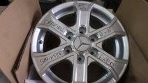 Jante Aliaj Mercedes Sprinter Vw Crafter 16 zoll  ...