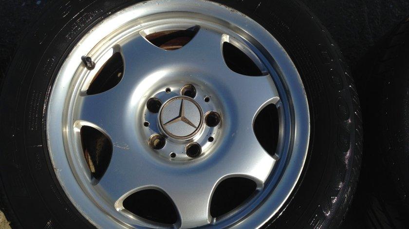 Jante aliaj Mercedes