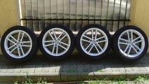 Jante aliaj model Curitiba 5x112 pe 17 orig.VW Gol...