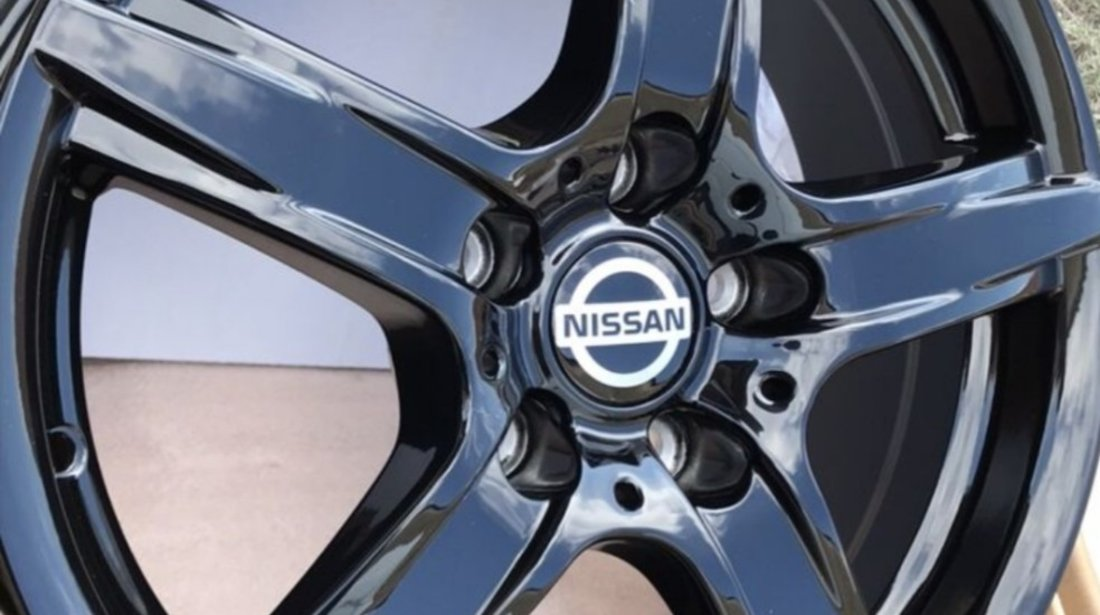 "Jante aliaj Nissan Juke, Leaf, Pulsar, Qasqai,Murano,noi 16"""