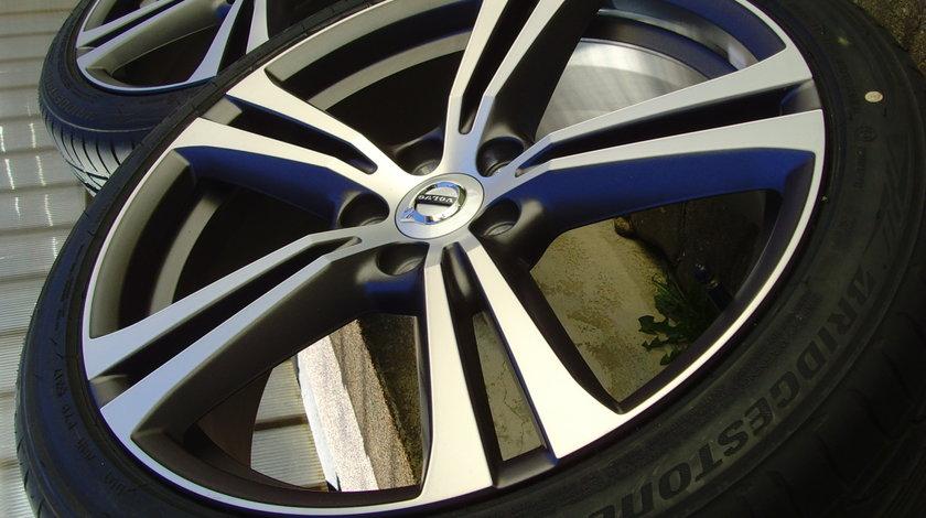 Jante aliaj Noi 5x108 pe 19 orig.Volvo S80,V70,S60/V60,XC60,etc./cauc.vara Noi 235/40R19 Bridgestone