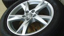 Jante aliaj Noi 5x112 pe 17 originale Audi Q3 8U/2...