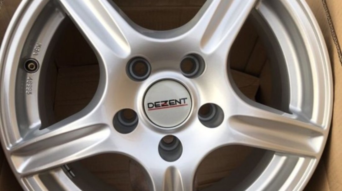 "Jante aliaj Opel Astra H 15"", noi , 5x110"