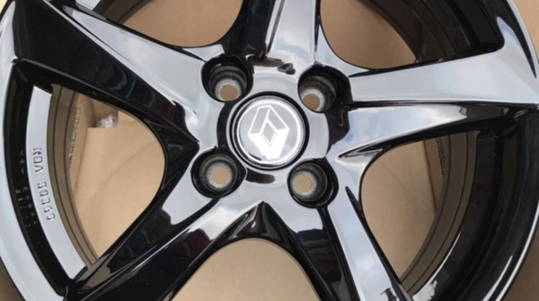 "Jante aliaj Renault Clio, Captur,Modus ,Twingo ll și RS,Zoe,16"""