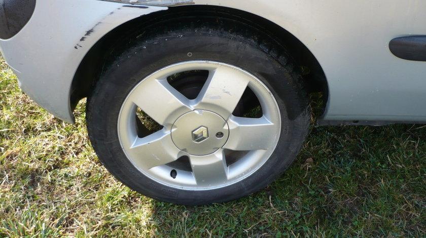 Jante Aliaj Renault Clio,Twingo,Megane,Laguna,Dacia Logan,Sandero,Mcv 15,4X100