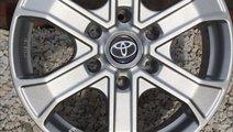 "Jante aliaj Toyota Hilux , Landcruiser , 17"", Br..."