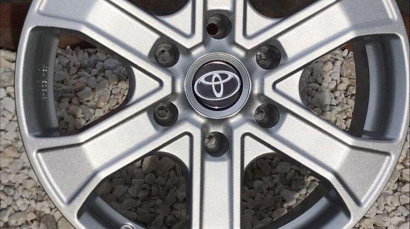 "Jante aliaj Toyota Hilux , Landcruiser , 17"", Brock, noi"