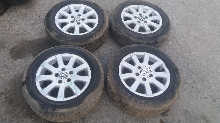 Jante aliaj Volkswagen Caddy, R15,ET 50, 6.5Jx15H2, 5 x 112