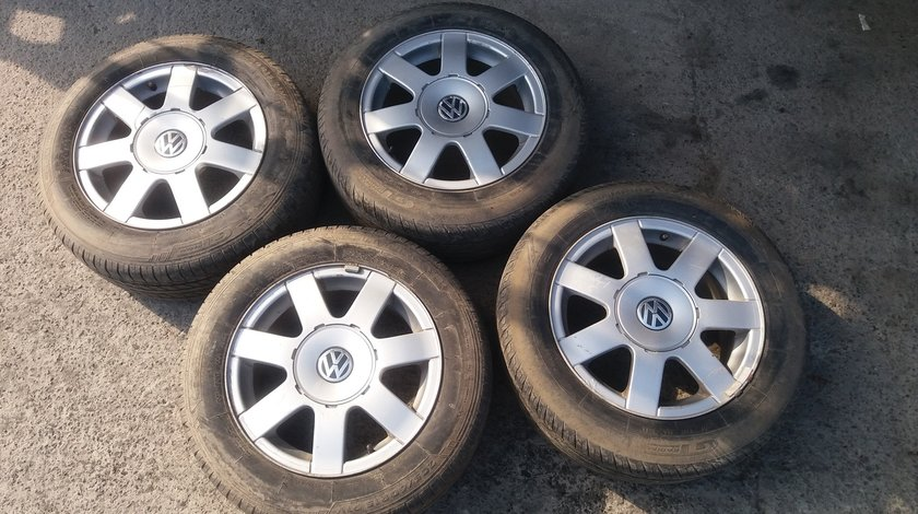 Jante aliaj Volkswagen Passat B5, R15, ET45, 7J x 15H2, 5x112