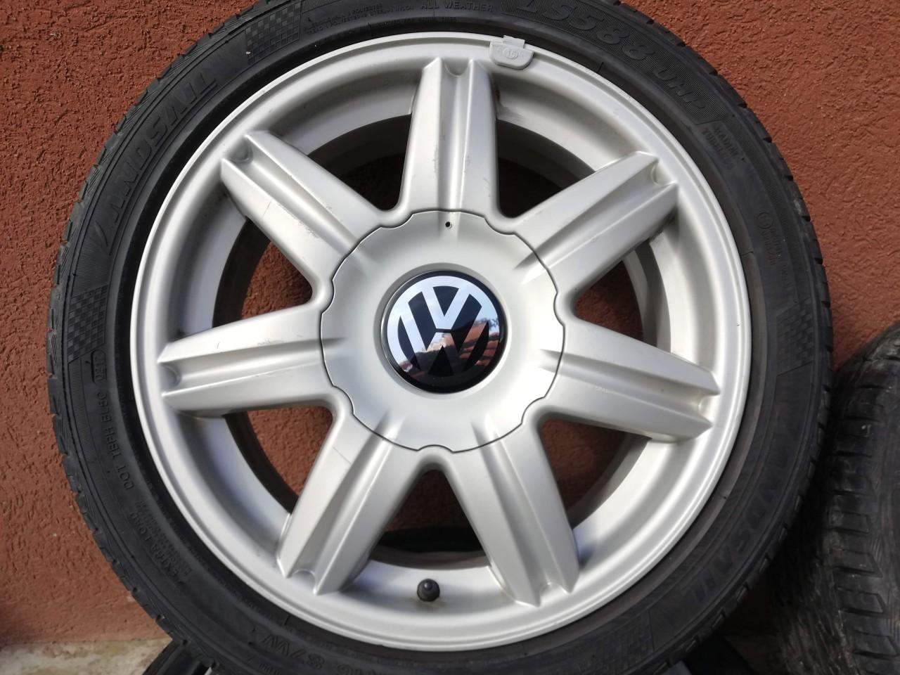 Jante aliaj VW 16 Volkswagen Golf 4, Bora, Polo - 5x100 – Originale