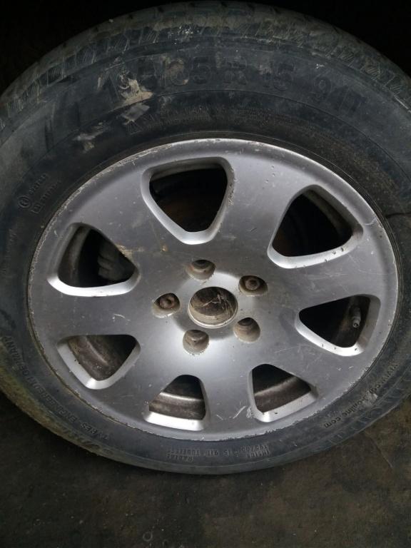 Jante aliaj VW Passat B 5.5 R15 2003