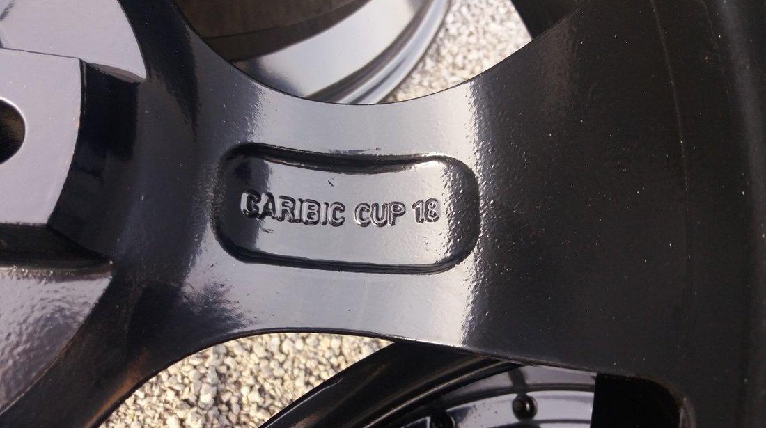 "Jante aliaje 18"" DBV CARIBIC CUP , 5x100 inch , in stare ca nou"