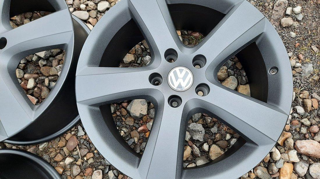 """Jante aliaje 20"""" originala Volkswagen Touareg , 5x130 inch , in stare ca nou"""