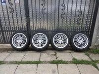Jante Aluett BMW Seria 7 245 45 19 Vara 275 40 19 Michelin