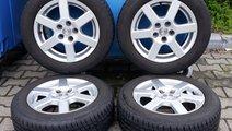 Jante Aluett Ford 15' 5x108 Et 38 Cu Anvelope Vara...