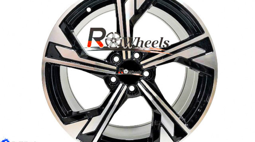 Jante Audi 17 R17 Model Rs 2021 Black A3 A4 A5 A6 A7 Q3 Q5 RS Audi TT