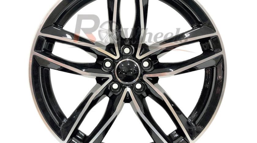 Jante Audi 17 R17 Model Rs Black A3 A4 A5 A6 A7 Q3 Q5 RS Audi TT RS