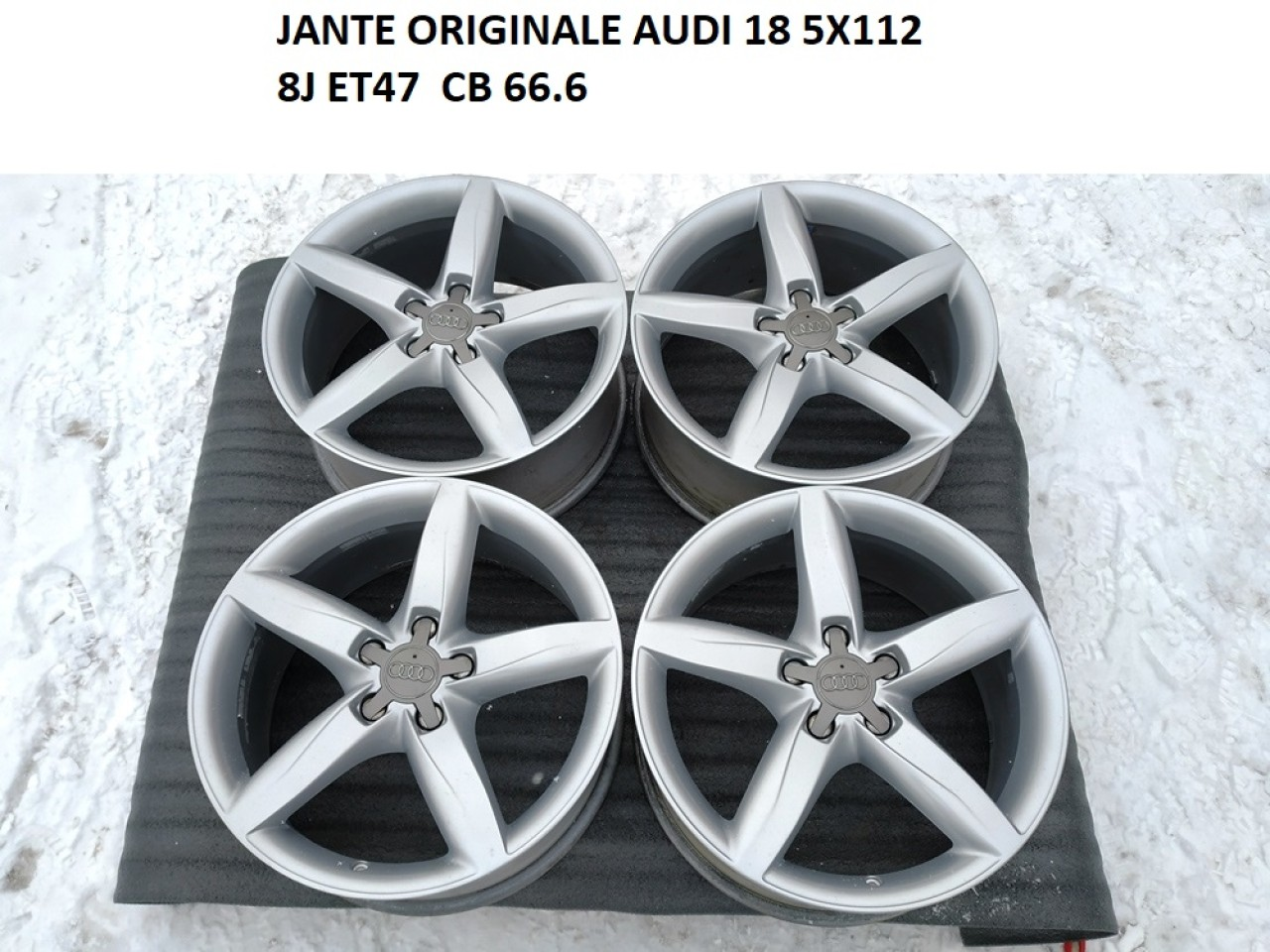 JANTE AUDI 18 5X112 66.6
