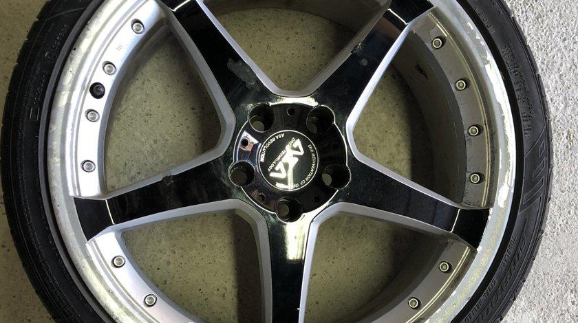 """Jante Audi 19"""" deosebite cu anvelope vara"""