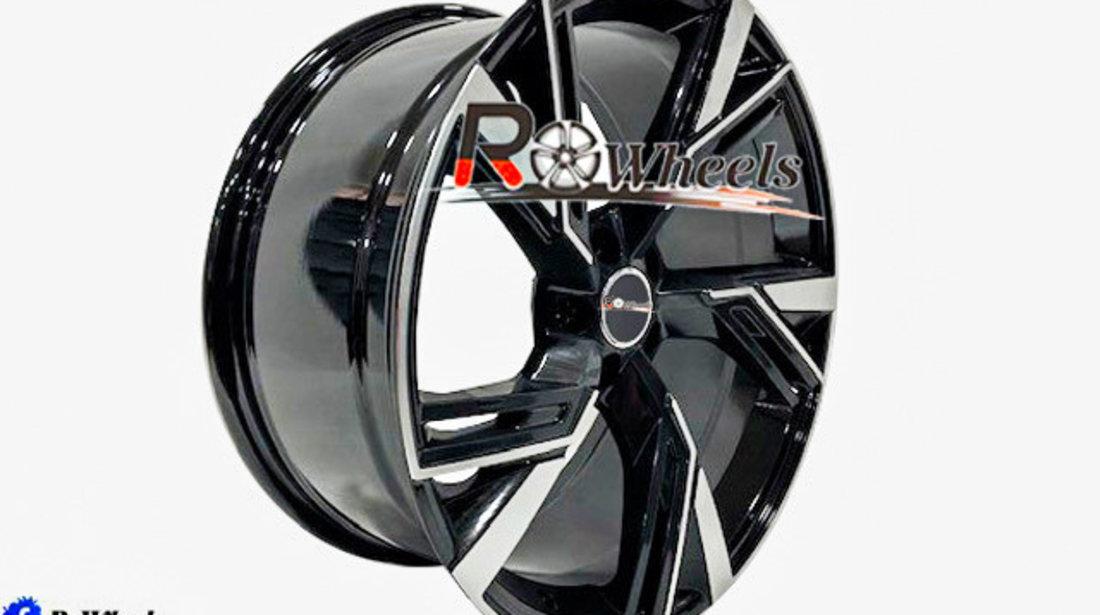 Jante AUDI 20 R20 Model RS Black A4 A5 A6 A7 A8 Q3 Q5 Q8 S-RS 2021