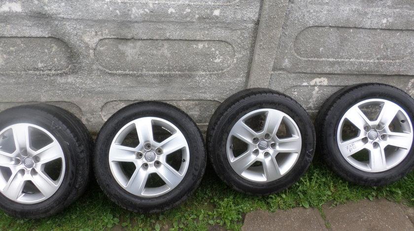 Jante Audi 215 55 16 Vara Dunlop