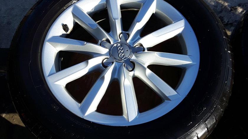 Jante Audi 5x112 235/55/R17  DOT 13 2015 Et43 FULDA Sportcontrol