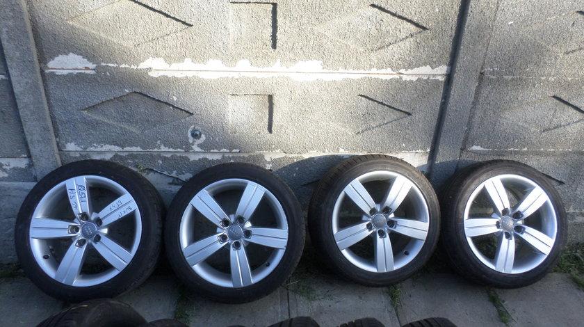 Jante Audi A3 A4 TT vara  225 45 17 Dunlop