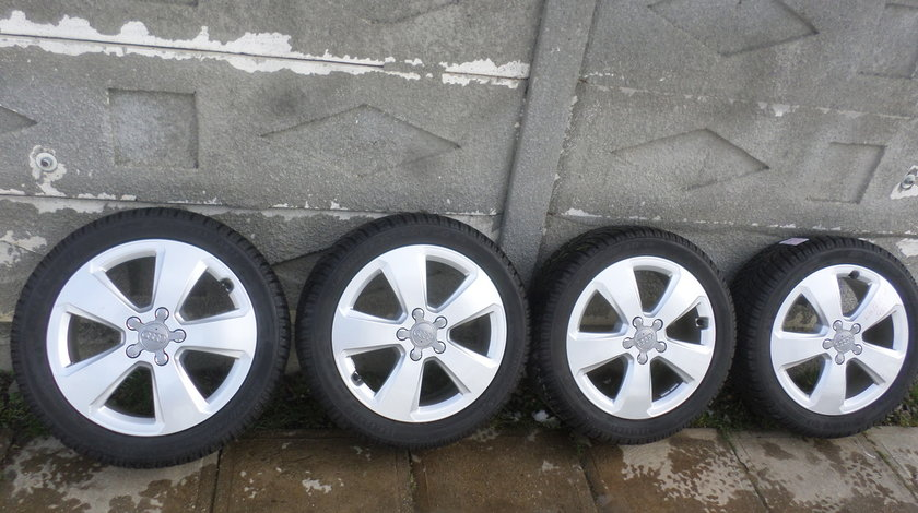 Jante Audi A3 TT Iarna 205 50 17 Dunlop
