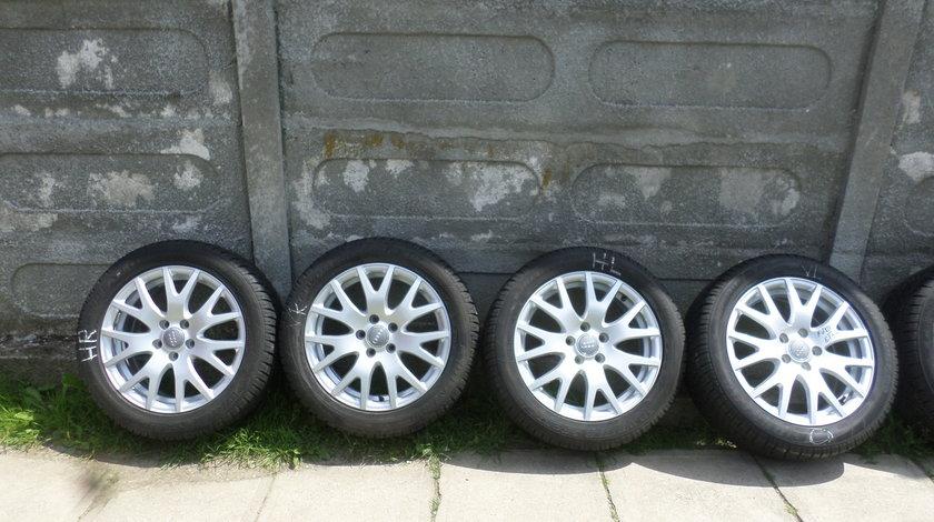 Jante Audi A4 A6 Iarna 225 50 17 Dunlop