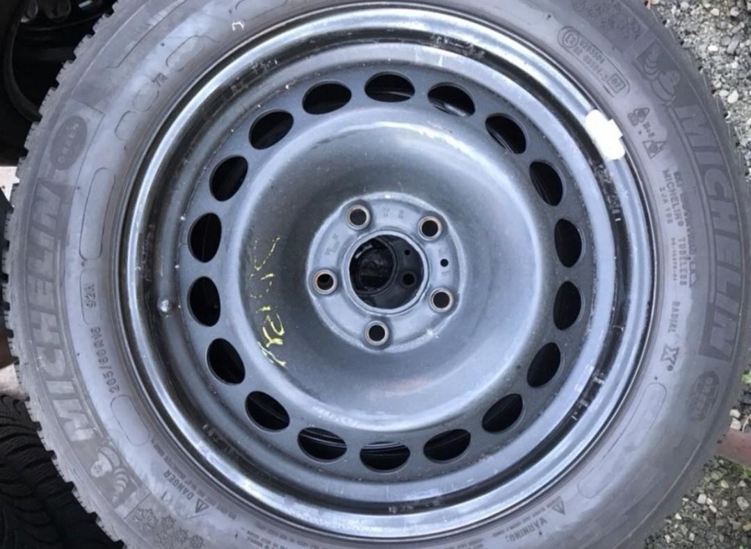 """Jante Audi A4 B8, a4 b8, iarna 16"""", originale"""