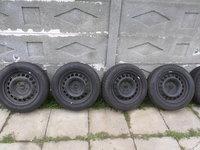 Jante Audi A4 B8 Iarna 205 60 16 Pirelli Bridgestone