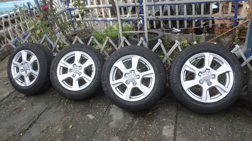 Jante Audi A4 B8 Iarna 206 60 16 Michelin