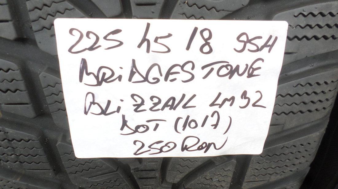 Jante Audi A4 b9 18 zoll NOII 225 45 18 iarna Bridgestone Blizzak