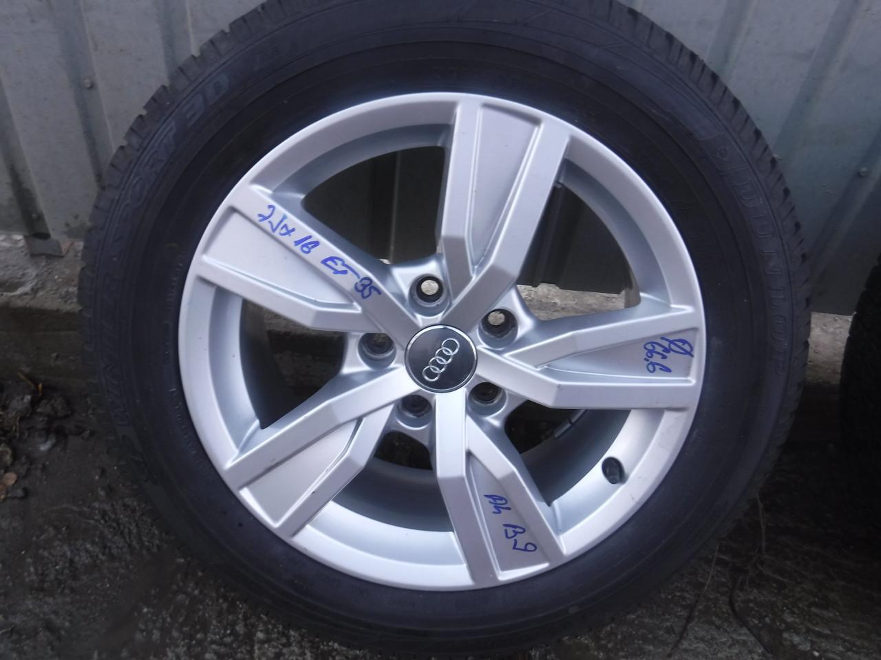 Jante Audi A4 b9 B8   205 60 16 iarna   Dunlop