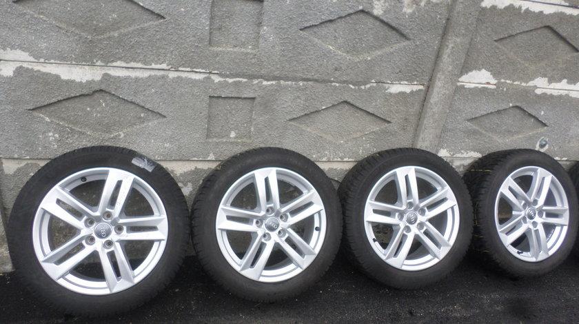 Jante Audi A4 B9 Iarna 225 50 17 Dunlop