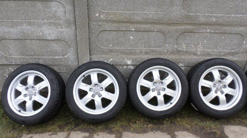 Jante Audi A5 Iarna 225 50 17 Dunlop