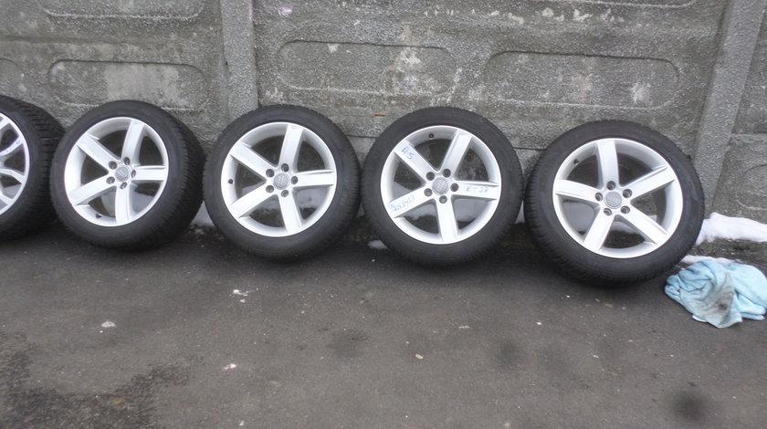 Jante Audi A5 S-Line (Concave )   225 50 17 iarna  Dunlop